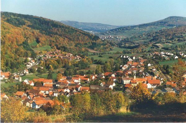 Ortsansicht Riedenberg