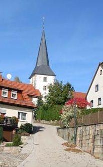 Kirche Geroda