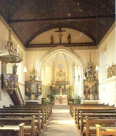 Kirche Breitenbach