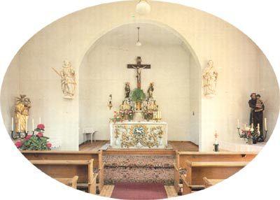 Kirche Modlos