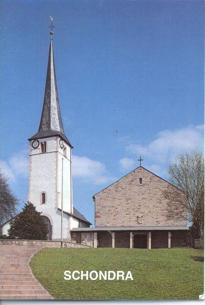 Kirche Schondra