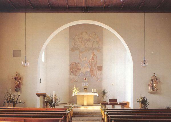 Kirche Schönderling