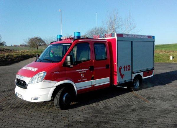 Fahrzeug FF Schönderling