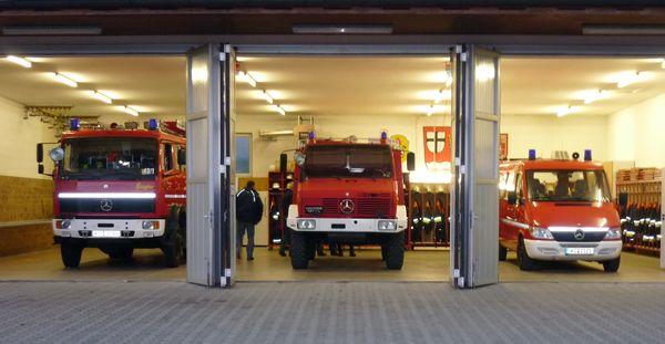 Fahrzeuge FF Schondra